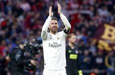 Video Sergio Ramos tuyên bố sẽ kết thúc sự nghiệp ở Real Madrid