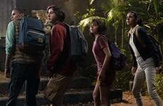 """""""Dora và thành phố vàng mất tích"""" làm sống lại dòng phim thám hiểm"""