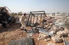 Video Mỹ không kích tiêu diệt thủ lĩnh IS al-Baghdadi tại Syria
