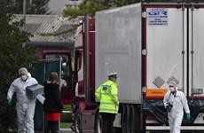 Diễn tiến vụ phát hiện 39 thi thể trong chiếc container tại Anh