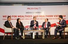 Prudential đưa ứng dụng công nghệ cao vào lĩnh vực Bảo hiểm nhân thọ