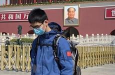 Video cả Trung Quốc im lặng trong 3 phút tưởng niệm nạn nhân COVID-19