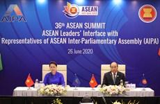 Thủ tướng, Chủ tịch Quốc hội dự Đối thoại giữa lãnh đạo ASEAN và AIPA