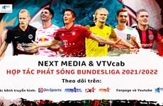 Bundesliga sẽ lên sóng VTVCab, hứa hẹn mùa giải bùng nổ