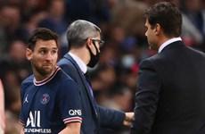 Video bóng đá ấn tượng tuần qua: Messi không vui vì bị thay ra sớm