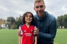 [Video] 'Tiểu Messi' mới 5 tuổi đã được Arsenal, Chelsea tranh giành
