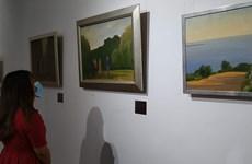 Triển lãm nghệ thuật kết nối tình hữu nghị Việt Nam-Hungary