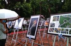 Bộ ảnh về chống dịch COVID-19 chiến thắng Ảnh nghệ thuật Việt Nam 2020