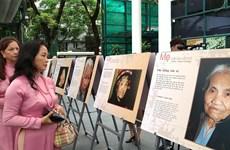 Chân dung những người mẹ Việt qua ống kính nhiếp ảnh gia Trần Hồng