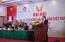 Hội Nhà báo VN: Báo chí tạo động lực thúc đẩy sự phát triển của xã hội