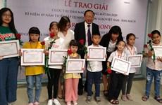 Cuộc thi về Đan Mạch thu hút 16.000 bài dự thi của thiếu nhi Việt Nam
