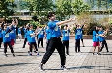 Quang Đăng lan tỏa vũ điệu mới nhằm nâng cao nhận thức về môi trường
