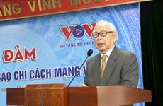 'Cây đại thụ' làng báo Phan Quang: 'Làm báo phải có chất văn...'