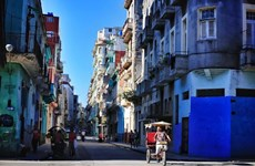Cuba gần gũi, thân thương qua ống kính các nhiếp ảnh gia Việt Nam