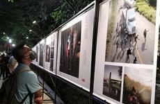 Nhiều vấn đề nóng được phản ánh trong triển lãm ảnh báo chí thế giới