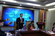 Azerbaijan muốn phối hợp với Việt Nam trong cuộc chiến chống tin giả