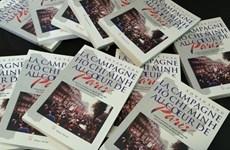 ''Chiến dịch Hồ Chí Minh giữa lòng Paris'' xuất bản bằng tiếng Pháp