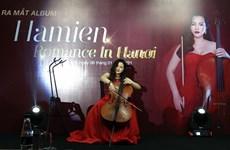 Sự giao thoa văn hóa Á-Âu thể hiện trong tiếng đàn cello của Hà Miên