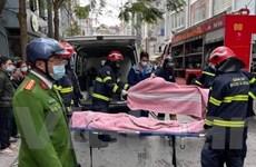 Hà Nội: Cháy nhà trong ngày tiễn ông Táo về trời, 4 người tử vong