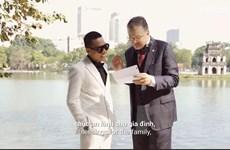 Đại sứ Mỹ hát rap trong video ca nhạc chúc Tết người dân Việt Nam