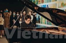 Nghệ sỹ Việt Nam, Đức sẽ kết nối trong nhiều chương trình hòa nhạc