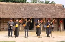 Lần đầu tiên tái hiện lễ rước nước ở Làng Văn hóa-Du lịch các dân tộc