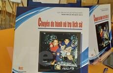 Sách về anh hùng Phạm Tuân có nhiều tài liệu lần đầu được công bố