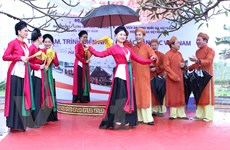 Âm nhạc truyền thống các dân tộc hòa tấu trong 'Ngôi nhà chung'