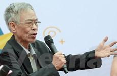 Nhà thơ Hoàng Nhuận Cầm, tác giả 'Mùi cỏ cháy' đột ngột qua đời