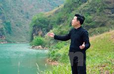 Ca sỹ Vũ Thắng Lợi làm MV về cảnh đẹp trên cao nguyên đá Hà Giang