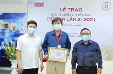 Giải thưởng Dế Mèn: Nâng tầm nền nghệ thuật cho thiếu nhi Việt