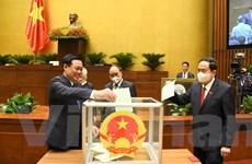 Đại biểu bày tỏ sự tin tưởng, kỳ vọng ở tân Chủ tịch Quốc hội khoá XV