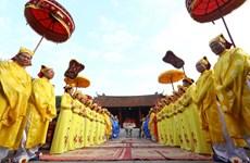100% lễ hội tại Việt Nam sẽ được số hóa để bảo tồn và quản lý hiệu quả