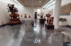 Bảo tàng Mỹ thuật Việt Nam ra mắt công nghệ tham quan trực tuyến 3D
