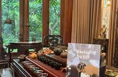 Tìm hiểu thêm về hành trình phát triển văn hóa trà Việt qua sách mới