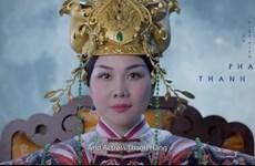 Thanh Hằng đóng Thái hậu trong phim dã sử, kiêm luôn đồng sản xuất