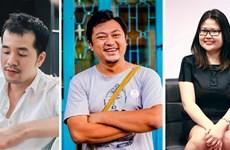 Ba nhà làm phim Việt tham gia bàn tròn với các đạo diễn ĐNA
