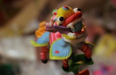 Ấn tượng với sản phẩm tò he, đồ chơi truyền thống Tết Trung Thu 2020