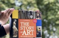 Sách về toàn bộ lịch sử mỹ thuật châu Âu cho người ngoại đạo