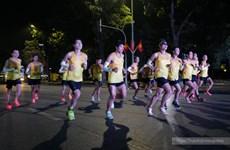 Chạy xuyên đêm băng qua phố cổ Hà Nội có tổng giải thưởng 1 tỷ đồng