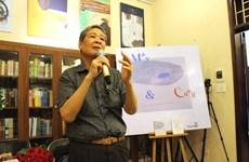 Nhà thơ Nguyễn Thụy Kha cho ra mắt hai tập thơ tình 'Mây' và 'Cưng'