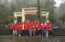 VietnamPlus về nguồn viếng Bác trên đỉnh núi Ba Vì linh thiêng