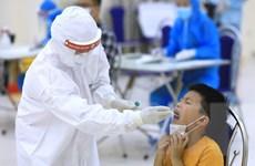 Hà Nội: Thêm 7 trường hợp F1 của BN3092 đã dương tính với SARS-CoV-2