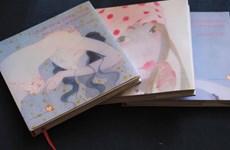 Sắp ra mắt sách và triển lãm tranh lụa của Bùi Tiến Tuấn