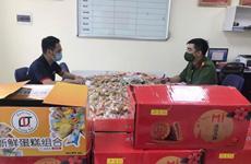 Hà Nội: Thu giữ số lượng lớn bánh Trung Thu không có nguồn gốc xuất xứ