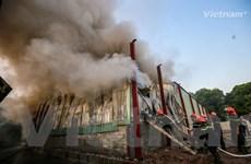 Lính cứu hỏa: Những người giành giật sự sống trong khói lửa