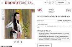 Các sàn đấu giá ngoại bày bán tràn lan tranh Việt bị làm giả