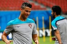 Sự thật cảm động về kiểu đầu mới của siêu sao Cristiano Ronaldo