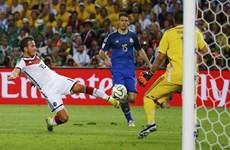 Những khoảnh khắc khó quên tại World Cup 2014