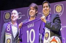 Kaka dẫn đầu danh sách lương khủng của giải bóng đá Mỹ